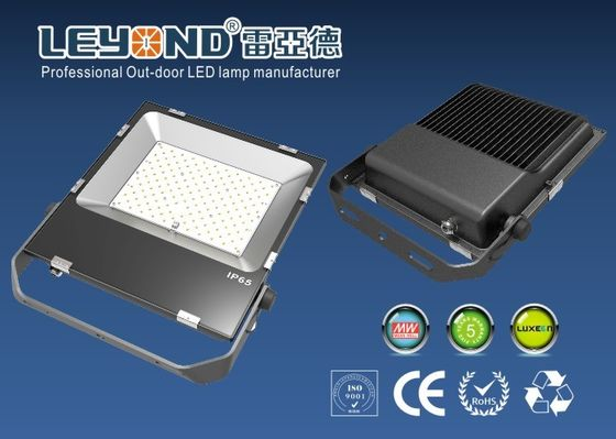 Trung Quốc High Power Waterproof Outdoor LED Flood Lights With Aluminum Material , AC100-240V nhà máy sản xuất