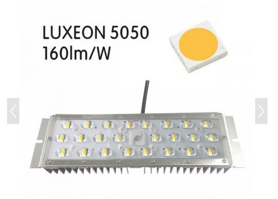 Trung Quốc Energy Saving 150lm / W LED Street light module 30w 50w led module light With Aluminum / PC Body , 5 Years Warranty nhà máy sản xuất